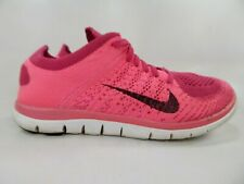 best cheap 0ca10 720fd item 4 Nike Free Flyknit 4.0 Size 10 M (B) EU 42 Women s Running Shoes Pink  631050-60 -Nike Free Flyknit 4.0 Size 10 M (B) EU 42 Women s Running Shoes  Pink ...