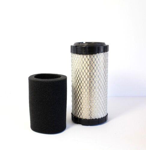 Mule 4000 4010 Air Filter Kit Replaces Kawasaki 11013-0037 /& 11013-1290