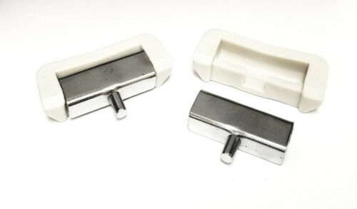 Set of 2 Industrial Sewing Machine Euro Hinge Rubber Mounts