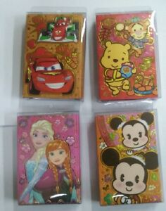 DISNEY-MICKEY-WINNIE-FROXEN-LUNAR-NEW-YEAR-RED-POCKET-ENVELOP-30-PCS-PACK