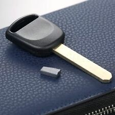 For Honda 46 HO03-PT Uncut Blade Ignition Chipped Car Key With Transponder Chip