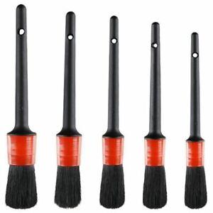 2X-Cepillo-Para-Detalles-Juego-de-5-Pieza-Juego-de-Cepillos-Para-Automovi-7H1