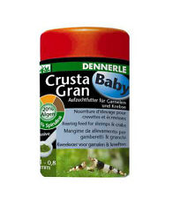 Dennerle Crusta Gran Baby Food Granules 100ml - for Cherry Crystal Tiger Shrimp