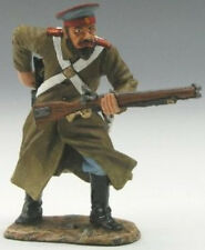 KING & COUNTRY CRIMEAN WAR CRW009 RUSSIAN GUNNER LOADING RIFLE MIB