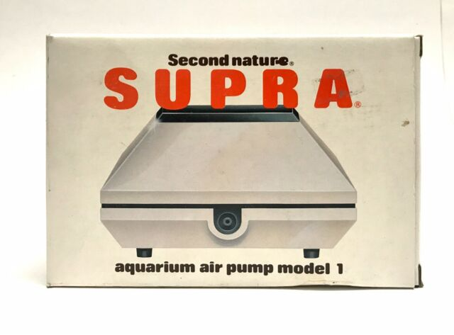 SECOND NATURE WHISPER /& SUPRA AIR PUMP REPLACEMENT PARTS /& FILTERS NEW