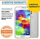 SAMSUNG GALAXY S 5 SM-G900F S5 - 16GB 4G SHIMMERY WHITE UNLOCKED