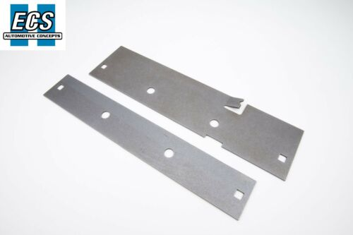 Challenger Cuda NOS Quality 1970 1971 Six Way Seat Reinforcement Plates 6-Way