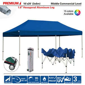 image is loading - 10x20 Pop Up Canopy