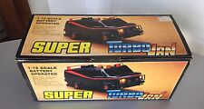 1983# A-TEAM BLACK GMC VAN  SUPER TURBO LS-021  1/12 SCALE#NIB