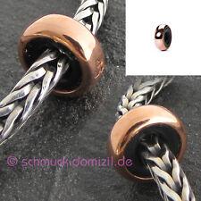 NEU - TROLLBEADS Kupfer Stopper - Copper Stopper - CU10401