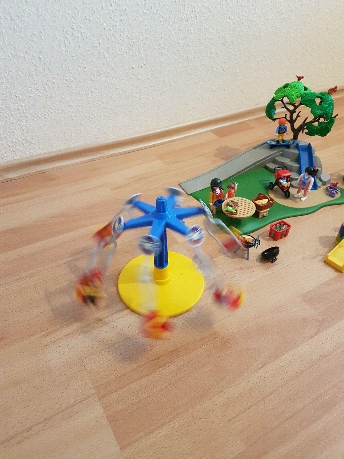 Playmobil 5024 5024 5024 Großer Kinderpielplatz City Life
