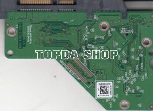 1PC  Hard Drive Board 2060-771824-006 REV A 3.5 inch PCB board