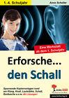 Erforsche ... den Schall von Anne Scheller (2013, Taschenbuch)