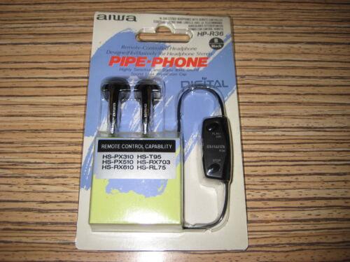 TV, Video & Audio Remote HP R36 Aiwa MD Cassette DSL Kopfhrer 7 ...