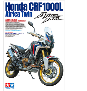 1 Kit Crf1000l 16042 6 Honda Tamiya Africa D'assemblage Twin qHSawUt