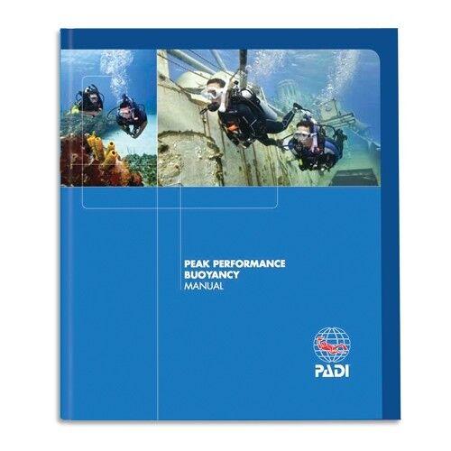 PADI Manual - Peak Peak Peak Performance Buoyancy - englisch - 79315 6f616a