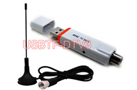 Usb Digital Atsc + Clear Qam Tv Tuner +mpeg Dvr Adapter
