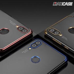 the latest 790a1 42245 HUAWEI NOVA 3i & Y5 2018 MAXCASE Ultra Slim Crystal Shinning TPU Gel ...