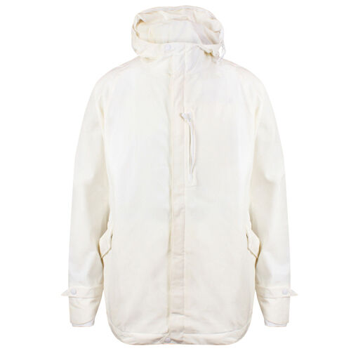 Nike Air TN Steal Woven Luxury Men s Jacket Parka Coat 247830 White L for  sale online  46eaf970c