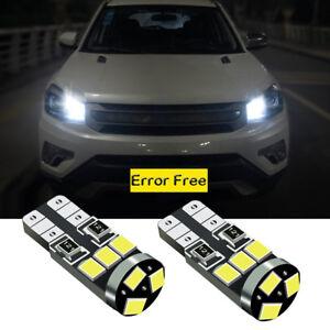 FORD CAR LIGHT BULBS LED 9 SMD