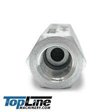 34 Npt Port Hydraulic In Line Check Valve 37 Gpm 3000 Psi Tl318
