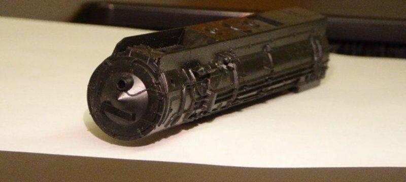 Piko Cisterna para Locomotora Vapor Br 01.5 Reko el Dr Ep.3 4 Manualidades y