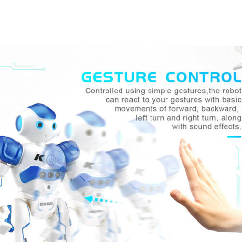 JJRC R2 Smart Walking Robot Gesture Remote Control RC Toys Friends Gift for Kids