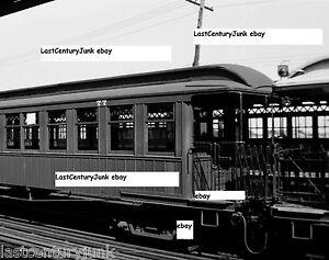 Brooklyn Manhattan Transit Co. (BMT) Trailer Car N0. 77 Culner Line 1941