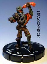 Mage Knight Dark Riders #049 Flesh-Eating Zombie *