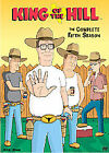 King Of The Hill - Series 5 (DVD, 2007, 4-Disc Set, Box Set)