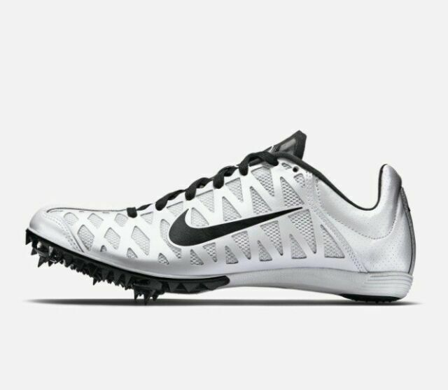 Nike Zoom Maxcat 4 Track Spikes White