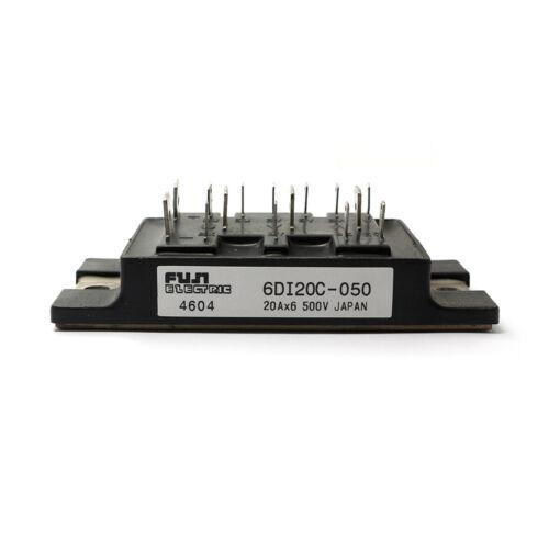 6DI20C-050  Package:MODULE,POWER TRANSISTOR MODULE