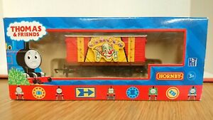 RARE-Hornby-Thomas-amp-Friends-R9207-Circus-Van-Factory-Approved-Sample