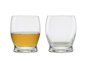 Anton-Studio-Manhattan-Whisky-Gobelets-Set-de-2-Whisky-Verres-Contemporain-Neuf