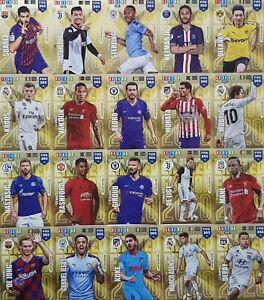 Panini Adrenalyn XL FIFA 365 2020 Limited Edition zur Auswahl Saison 2019/2020