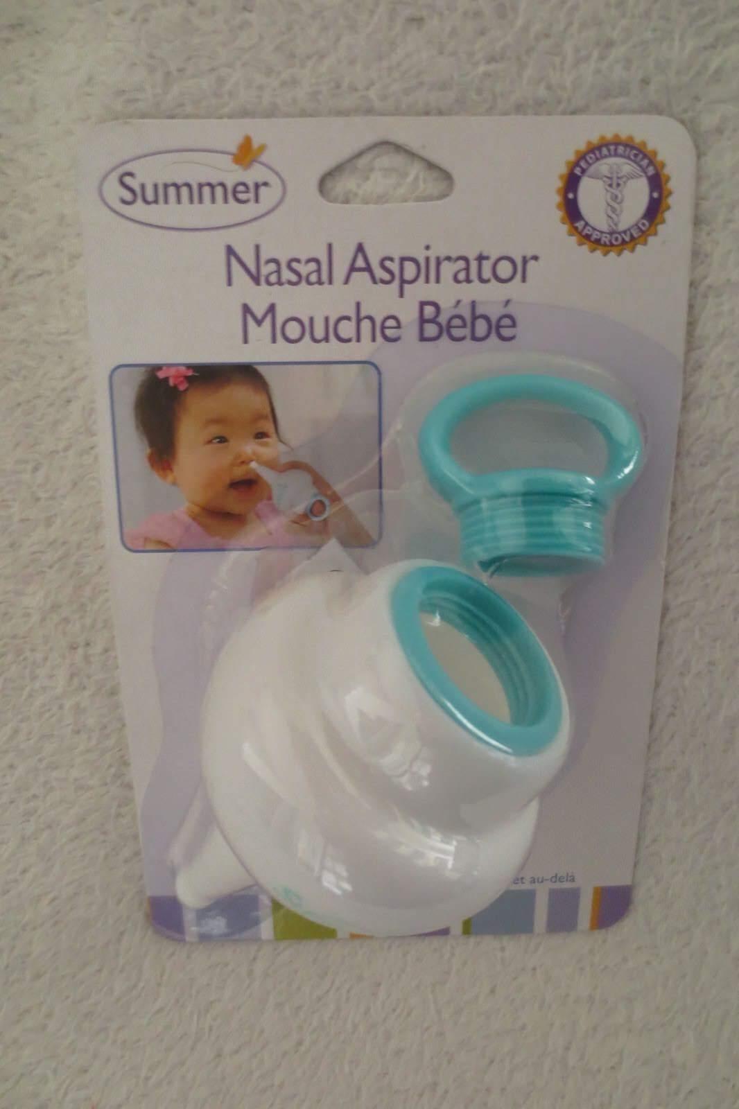 Summer Nasal Aspirator