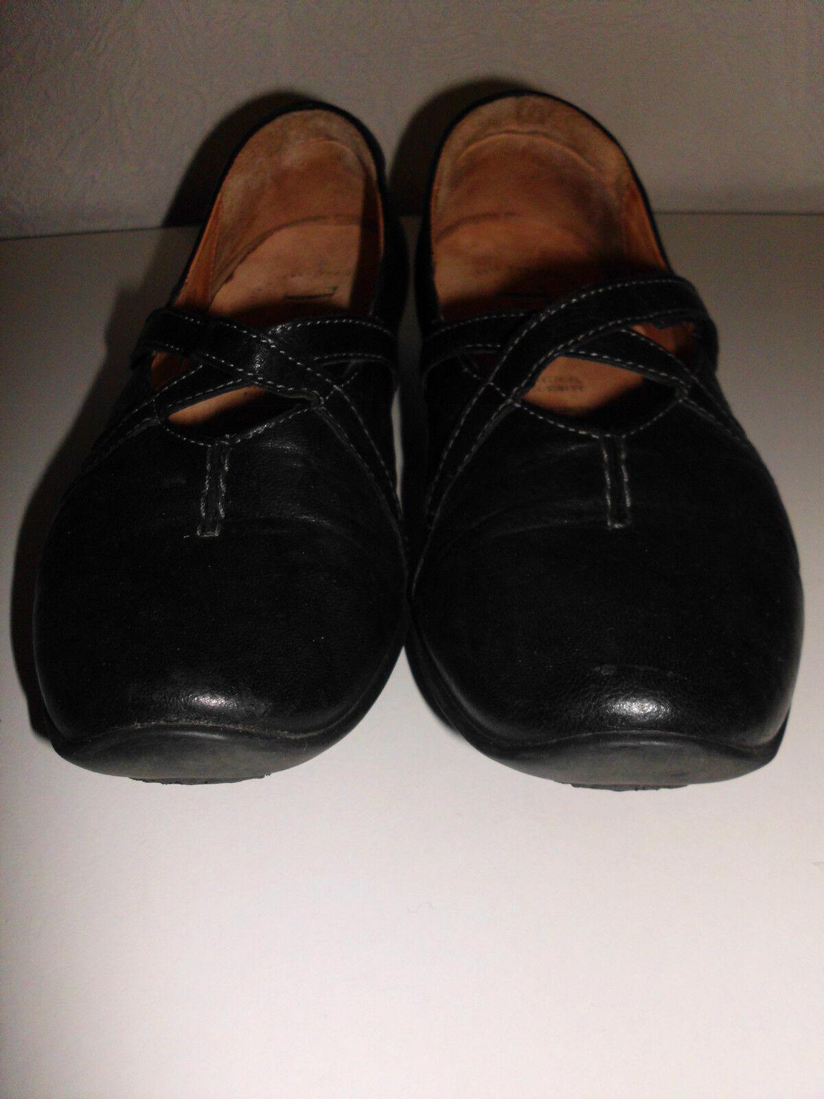 THINK Ballerinas   traumhafte Riemchen Ballerinas THINK in Schwarz Größe 38 top Zustand 103b7f