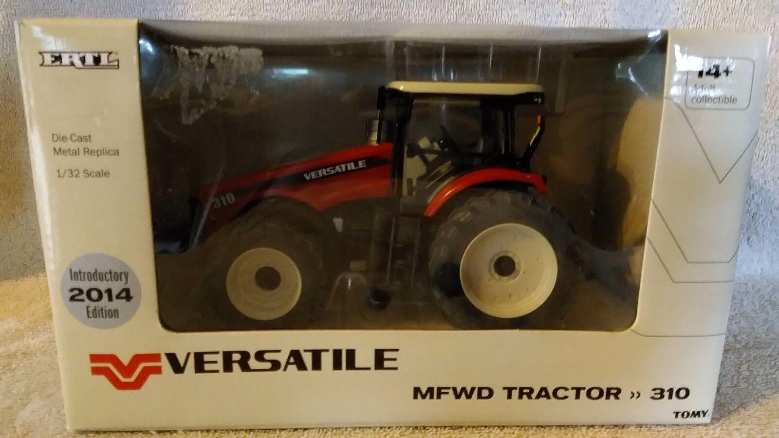2014 Ertl 1 32 scale Versatile 310 MFWD Tractor, Introductory Edition 2014 NIB