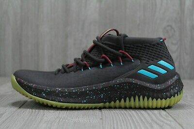 41 Adidas Dame 4 Glow in the Park