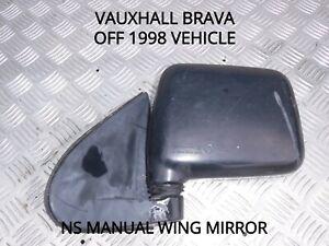 VAUXHALL-BRAVA-NS-MANUAL-WING-MIRROR-OFF-1998-VEHICLE