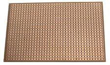 24 Pcs Single Sided Pcb Stripboard Proto Perf Board Bakelite Fr 2 6495 Cm