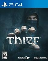 Thief GAME (Sony Playstation 4) PS PS4 **FREE SHIPPING!!