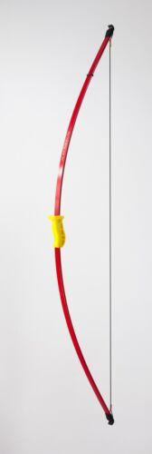 """44/"""" Famiglia ricurva Junior Rosso Gioventù Longbow Set 6x Frecce /& 5 Tiro Bersagli"""