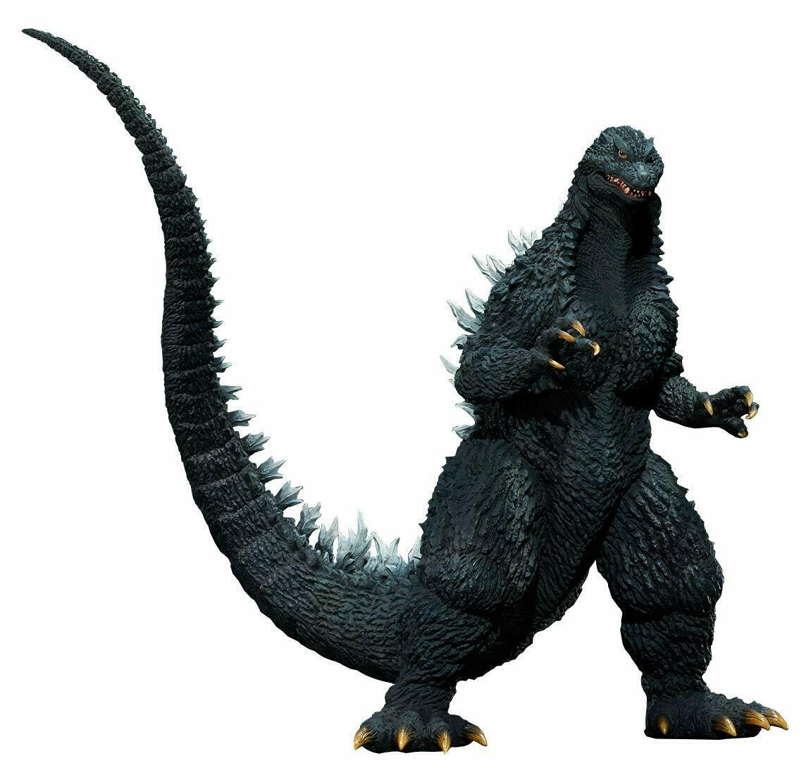 Garage Jouet Toho 30 cm série Sakai Yuji Modeling collection Godzilla 2002 Nouveau