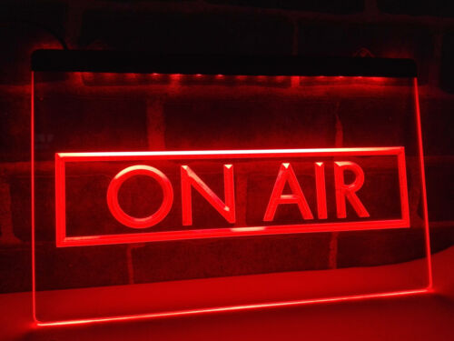 On Air light up sign Recording Studio wall LED lights