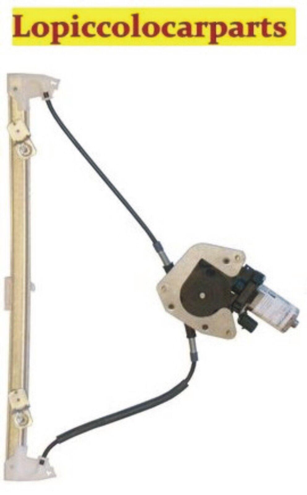 Alzacristalli Elettrico ELETTRIC-LIFE RN49L ANT. SINISTRO RENAULT CLIO 98 5 P.