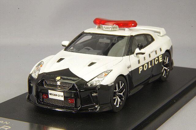 1 43 Hi-Story Nissan GTR R35 R35 R35 Japan Police Car HS220 09d6f0