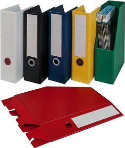 Stehordner 10 Stehsammler Farbe DIN A4 grün