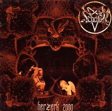 Scheitan - Berzerk 2000, CD