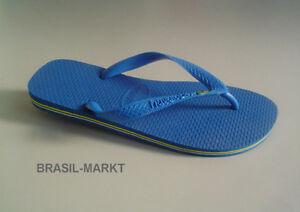 Havaianas-Typ-Brasil-blau-Gr-37-38-NEU
